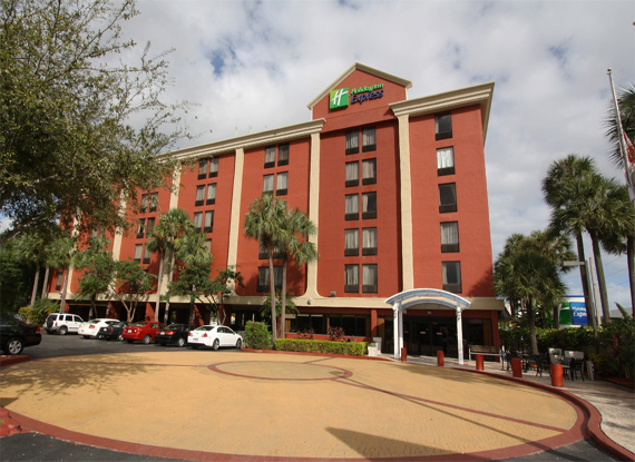 Holiday Inn Express Miami International Airport